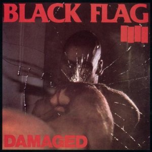 BLACK FLAG「DAMAGED」