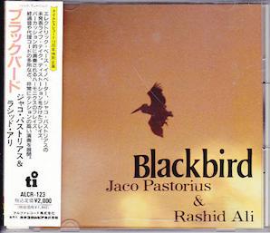 jaco pastorius blackbird