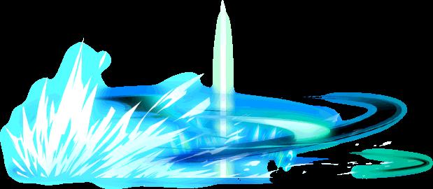 1603038シアンブラック - 旋風の刃Eff