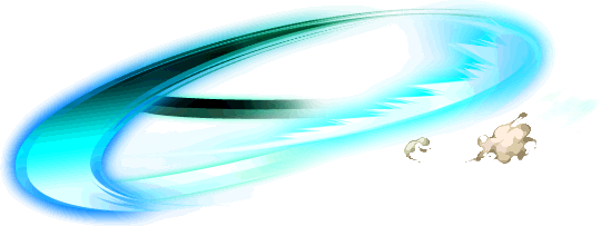 1603039シアンブラック - 三連斬・雷Eff2