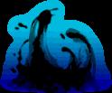 1603025ブルーブラック - 地脈転移Eff