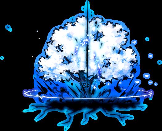 1603030ブルーブラック - 狛狛桜Eff