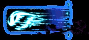 1603031ブルーブラック - 紫扇仰波・烈Eff