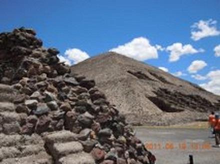 Mexico pyramide kankou5 1800PC 440pc