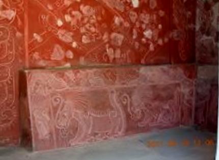 Teotihuacan ピラミッドの写真 2 440pc