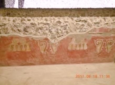 Teotihuacan ピラミッドの写真7 440pc