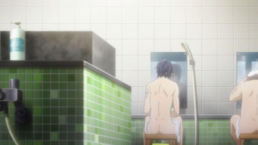 ブラックブレット#7 れんたろー風呂1
