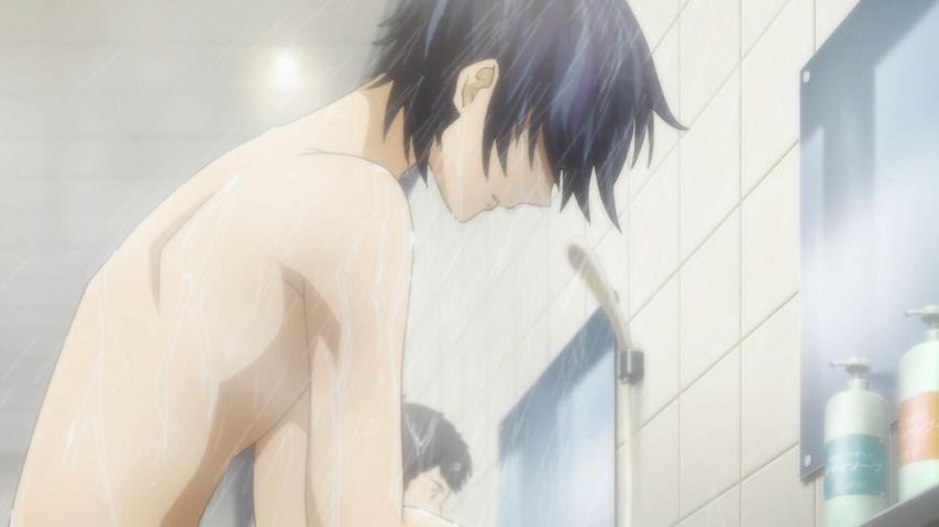 ブラックブレット#7 れんたろー風呂4