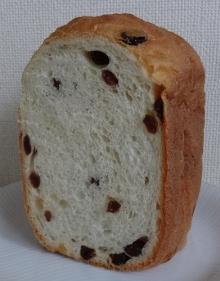 レーズン入りカルピスソフト食パン