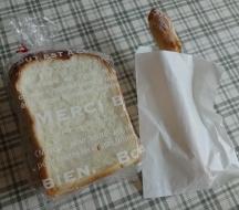 食パンとフィセル
