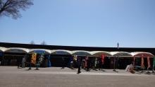マオイの丘公園 農産物直売所