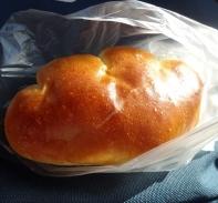 北野クリームパン 140円
