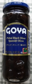 GOYA ブラック オリーブ(種ぬき) 306円
