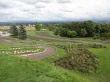 14:40 北西の丘展望公園 (展望台からの眺め)