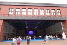 イベントホール赤れんが ~ アイドルライブショーが始まるようです。