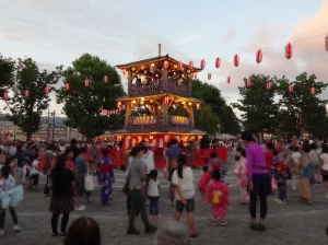 18:21 三笠市 北海盆踊り