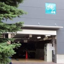 札幌駅5・5自転車等駐車場(駐輪場)