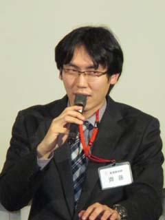 弊社の斉藤も情報発信に努めています
