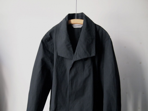 sleeperスリーパーtenderテンダースプリングコート黒06