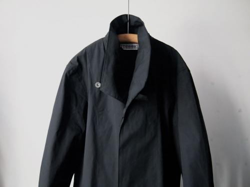 sleeperスリーパーtenderテンダースプリングコート黒08
