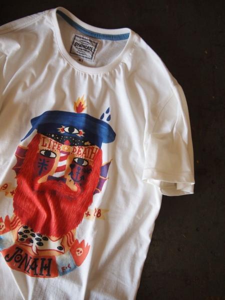 syndicateウクライナTシャツ01