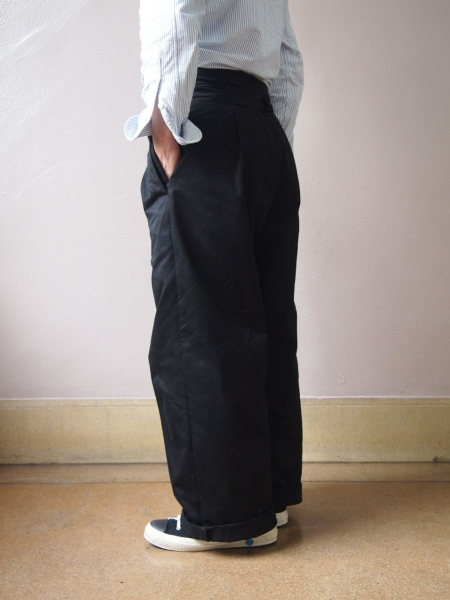 TUKIツキsailorpantsセイラーパンツ黒black02