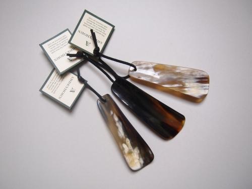 ABBEYHORNアヴィーホーン靴べらシューホーンmadeinengland英国製イングランド製水牛角04
