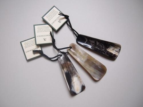 ABBEYHORNアヴィーホーン靴べらシューホーンmadeinengland英国製イングランド製水牛角07