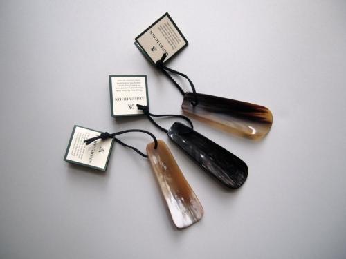 ABBEYHORNアヴィーホーンアビホーン靴べらシューホーンmadeinengland英国製イングランド製水牛角08