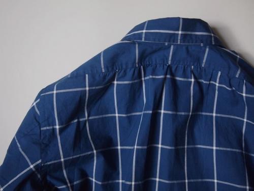 tatamizeタタミゼpullovershirtsプルオーバーシャツindigoインディゴ01