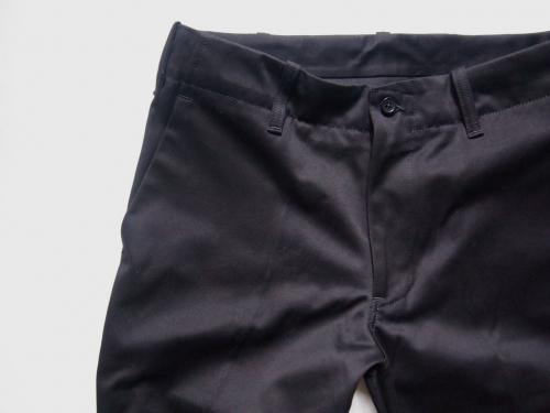 ツキtukiトラウザース黒madeinjapan日本製岡山デニムパンツ04
