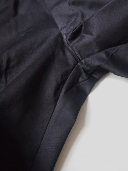 ツキtukiトラウザース黒madeinjapan日本製岡山デニムパンツ01