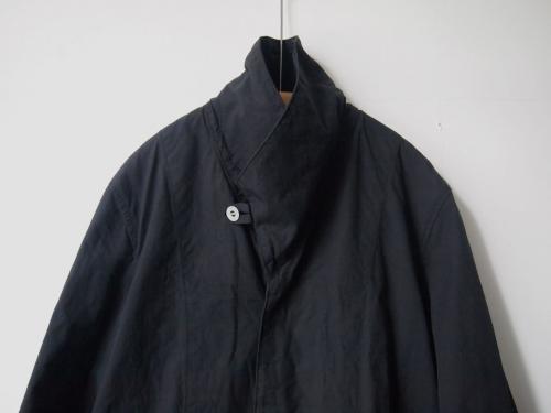 sleeperスリーパーtenderテンダーcoatコートblack黒madeinjapan日本製02