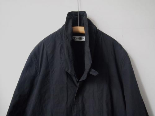 sleeperスリーパーtenderテンダーcoatコートblack黒madeinjapan日本製04