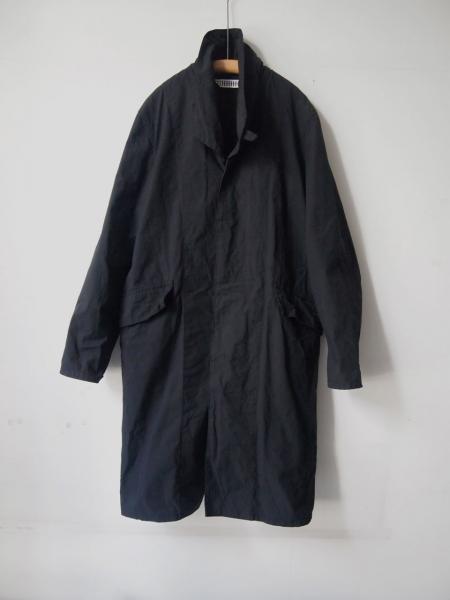 sleeperスリーパーtenderテンダーcoatコートblack黒madeinjapan日本製03