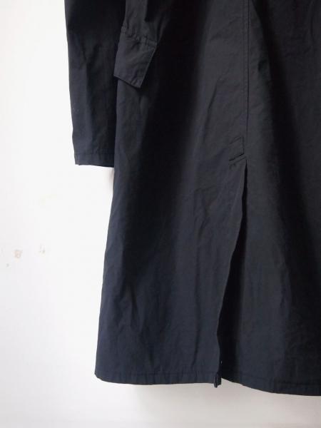 sleeperスリーパーtenderテンダーcoatコートblack黒madeinjapan日本製05