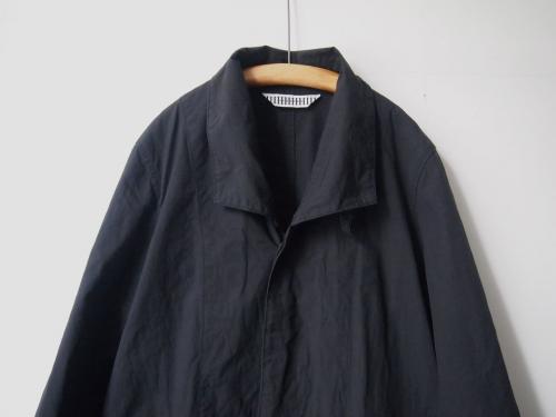 sleeperスリーパーtenderテンダーcoatコートblack黒madeinjapan日本製01