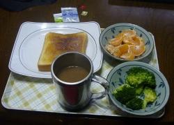 朝食20140215