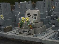 墓参り20140227