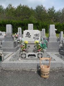 墓参り20140427-2
