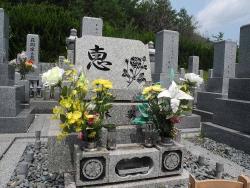 墓参り20140727
