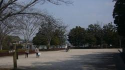 鏡山公園で練習20140225-4b