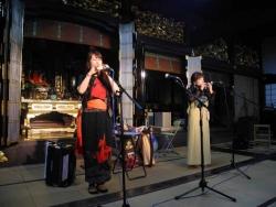 照蓮寺コンサート20140628-9