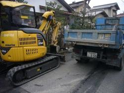 水道管布設替え工事20140329-3