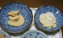 筍20140425夕食