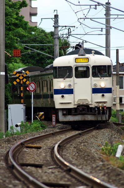 新飯塚行415系
