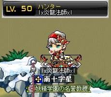 炎龍法師、LV50、230.200