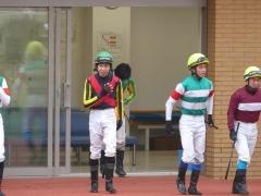 パドック:横山和生騎手