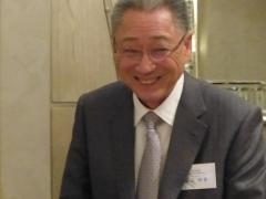満面の笑みを浮かべる栗田先生