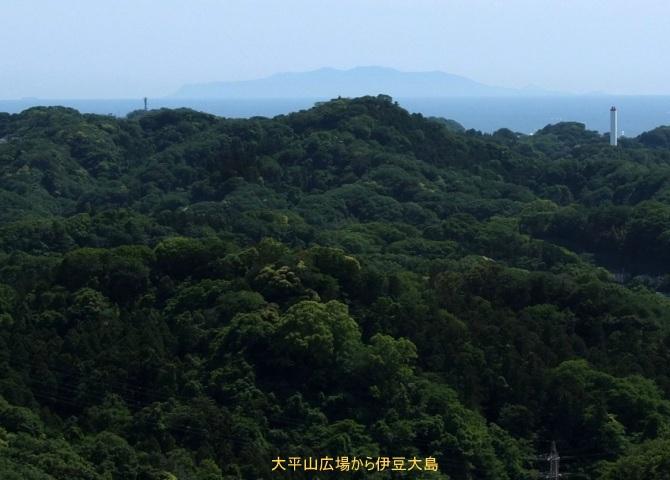 大平山展望2